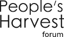 People's Harvest Forum