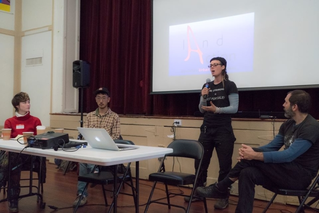 Land Action and SF Community Land Trust
